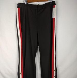 Calvin Klein Women's Side Snap Dress Pants